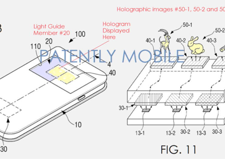 Samsung Galaxy S7 to feature world's first holographic smartphone display?