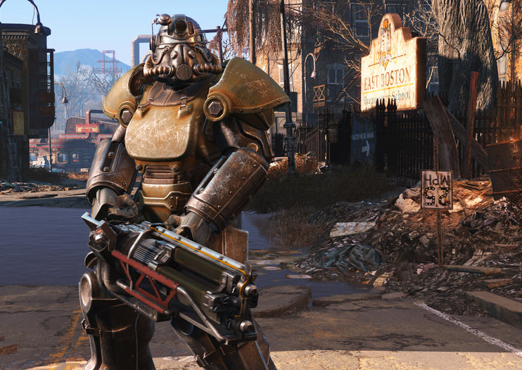 Fallout 4 first impressions review: Radiating brilliance