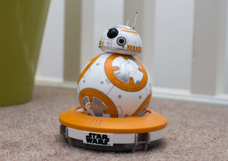 Sphero BB-8 review: The Star Wars Droid fro