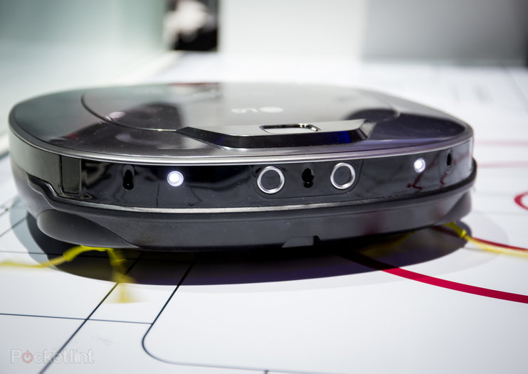 LG Hom-bot Turbo+ robot vacuum puts the fun into cleaning, here's why