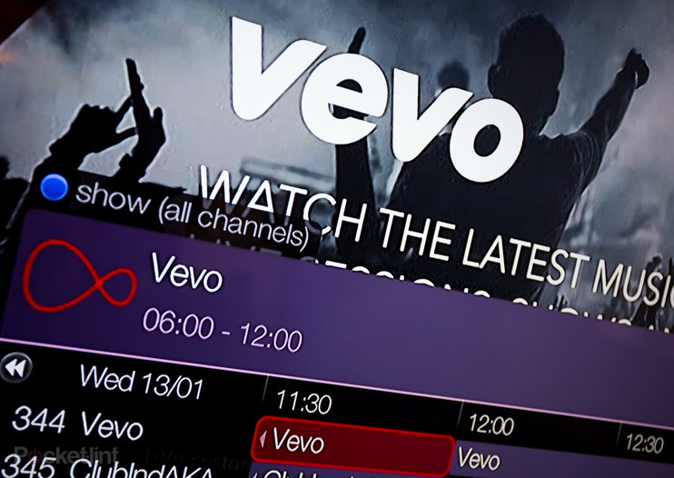 All Virgin Media TiVo customers now have free access to Vevo music videos