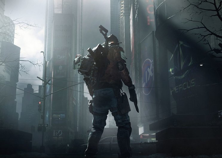 You'll finally get to play The Division at the end of January