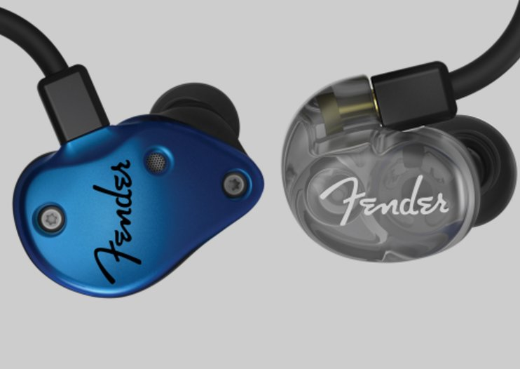 Fender just launched its first in-ear headphone range (and it isn't cheap)