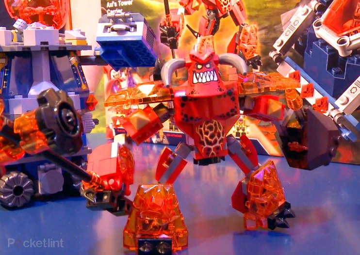 These are the Lego sets you'll want in 2016: Nexo Knights, Angry Birds and more
