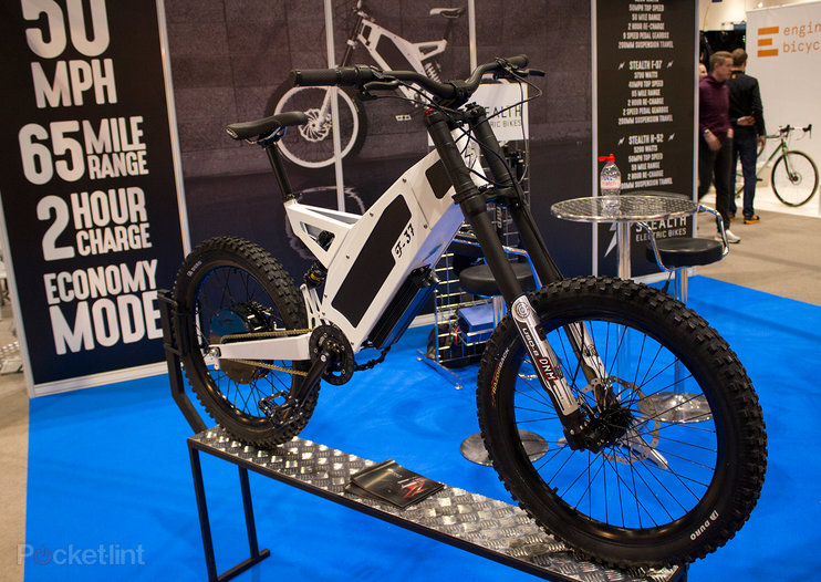 Best tech of the London Bike Show 2016