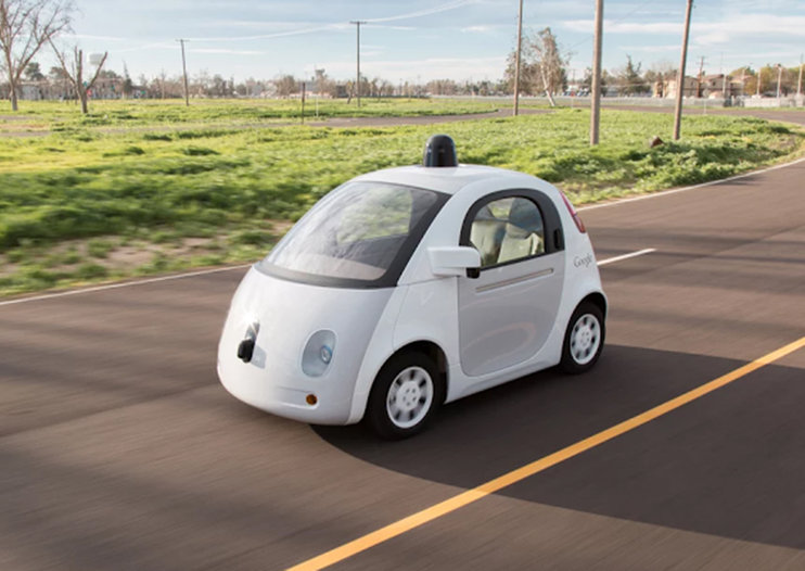 Google is testing wireless charging for self-driving cars