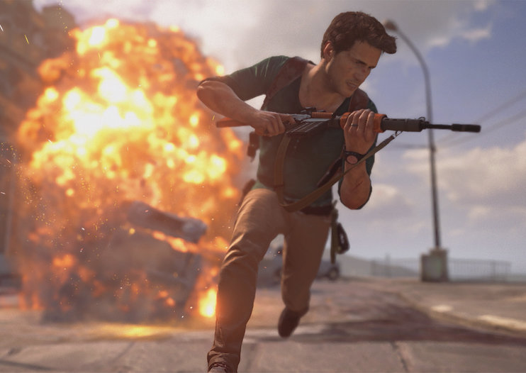 Uncharted 4: A Thief's End multiplayer preview: Online PS4 battles with extra kick