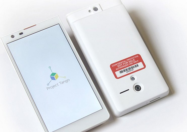Project Tango moves from ATAP group to a new home within Google