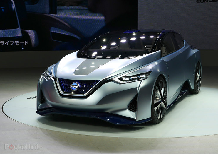 Nissan IDS concept: The driverless car of the future