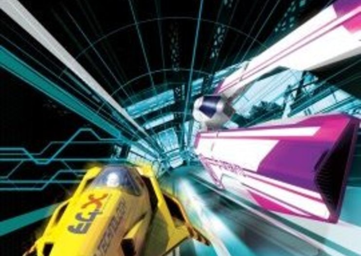 Wipeout Pulse – PSP