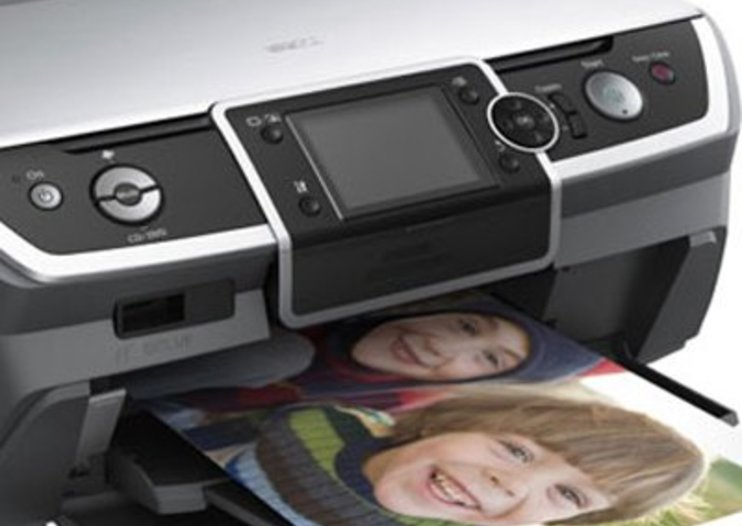 Epson Stylus Photo R360 printer