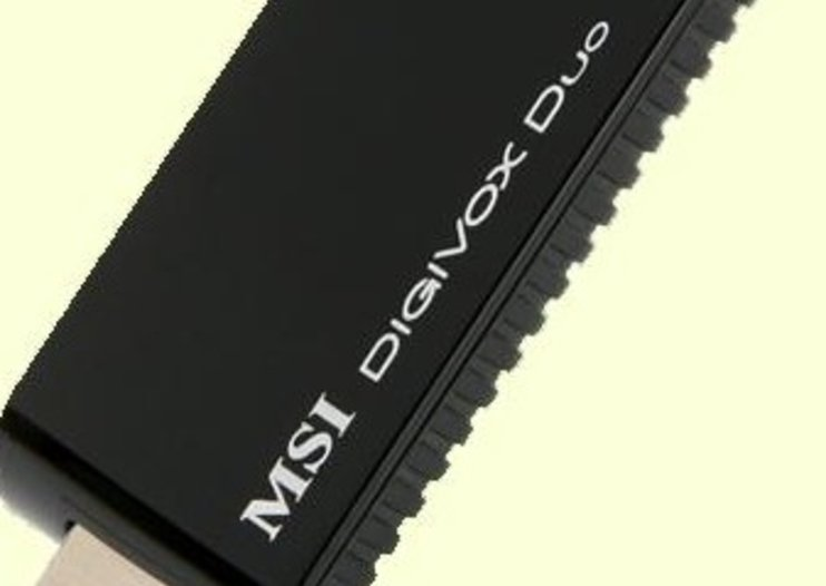 MSI Digivox Duo TV tuner