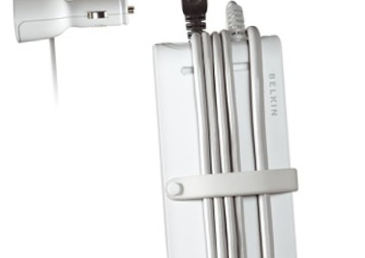 Belkin Power and Go travel adapter