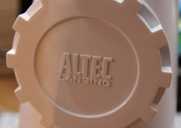 Altec Lansing Expressionist BASS FX3022WHT PC speakers