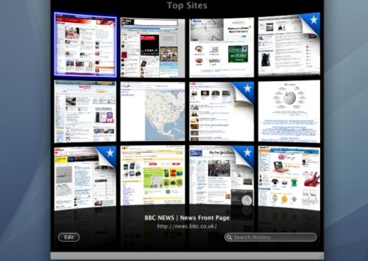 Apple Safari 4 Internet Browser