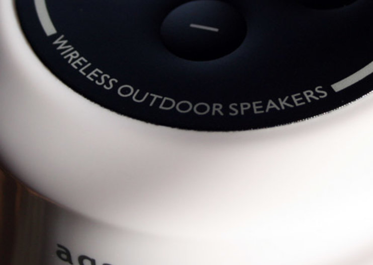 AQ Wireless Outdoor Speakers
