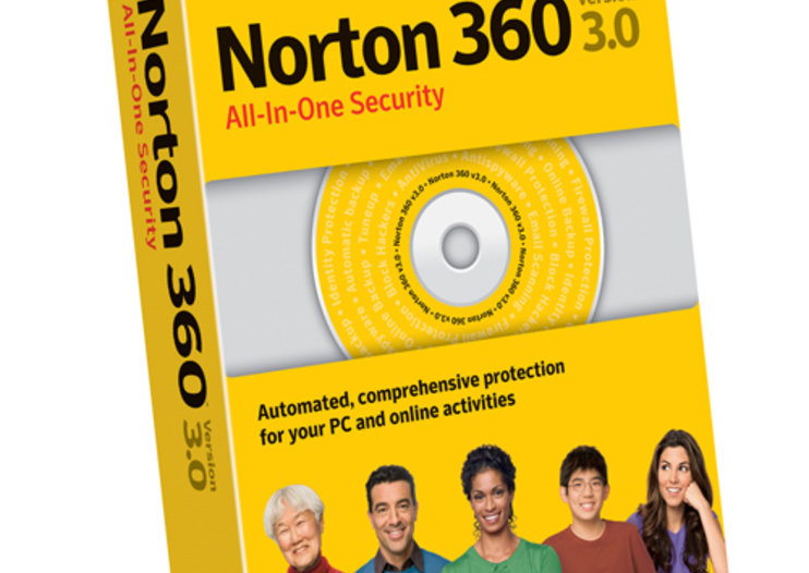 Norton 360 v3.0 - PC