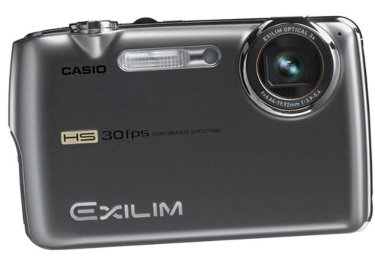Casio Exilim EX-FS10 digital camera