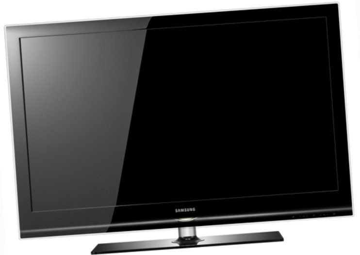 Samsung LE46B750 television