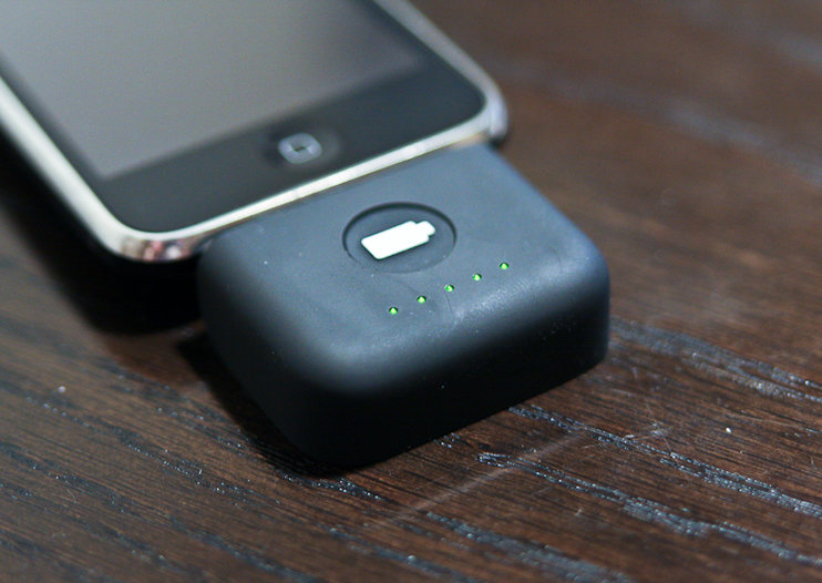 Griffin PowerDuo Reserve iPhone battery