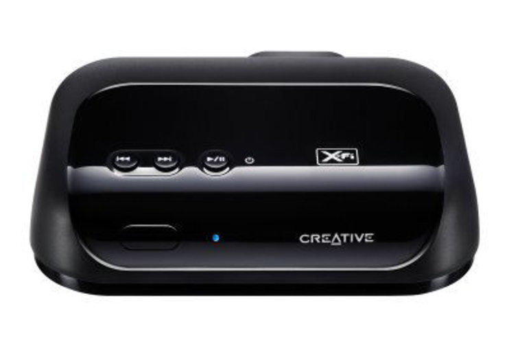 Creative Sound Blaster Wireless for iTunes