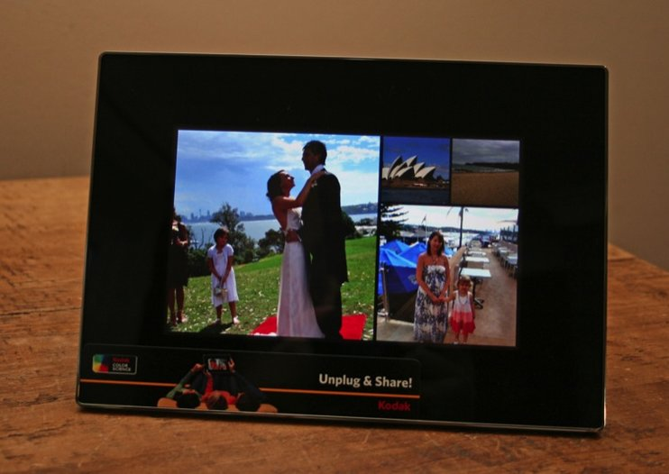 Kodak EasyShare S730 digital photo frame