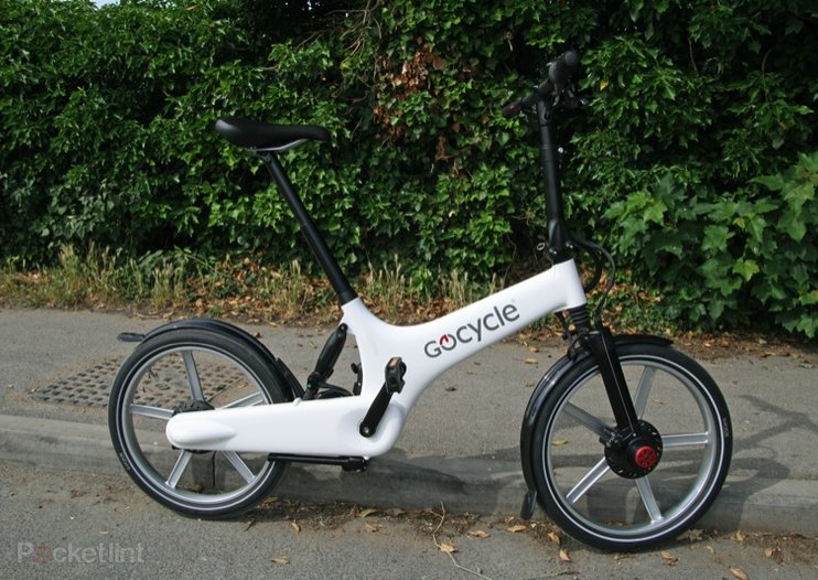 Gocycle electric bike