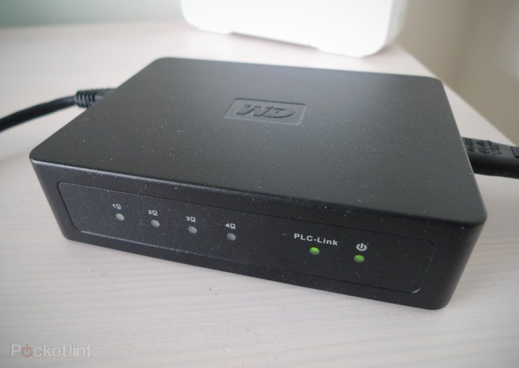 Western Digital WD Livewire Powerline AV Network Kit