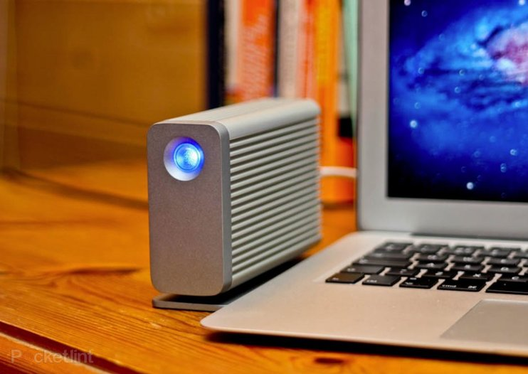 LaCie Little Big Disk - Thunderbolt Series