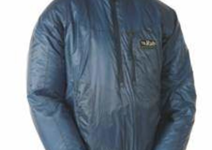 Rab launches PrimaLoft-filled Generator Smock