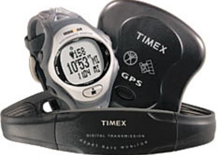 Timex Bodylink tracks 1310 miles in Endurance 50 challenge