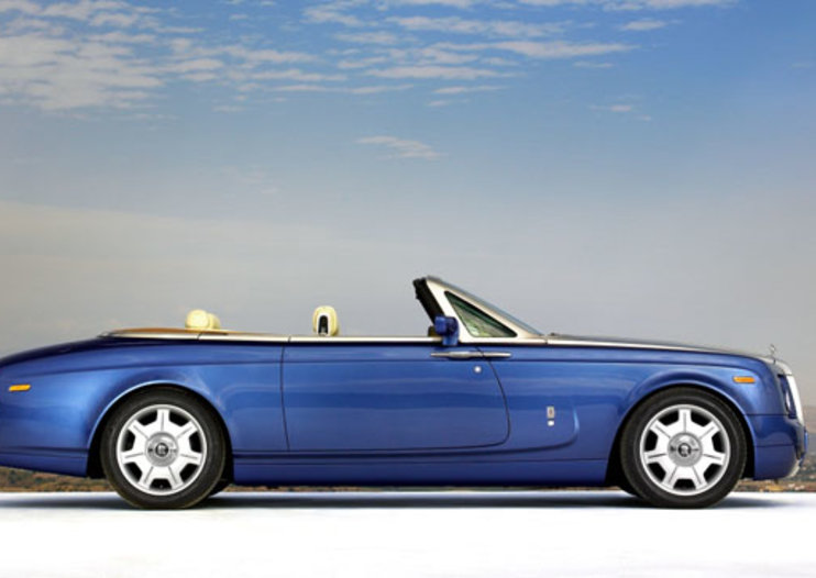 Convertible Phantom coming soon