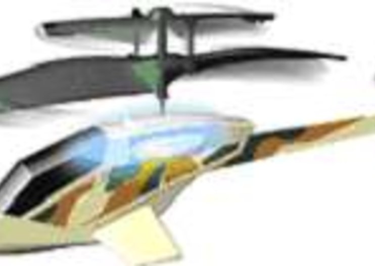 Limited edition Picoo Z Indoor Micro Helicopters