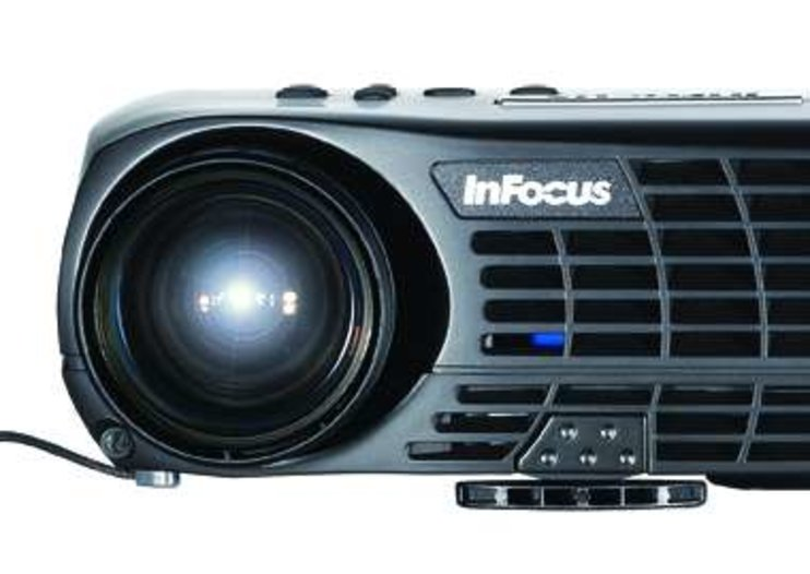 InFocus Work Big mobile projector range gets new models