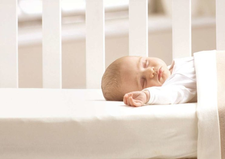 Rock A Bye interactive vibrating cot mattress launches