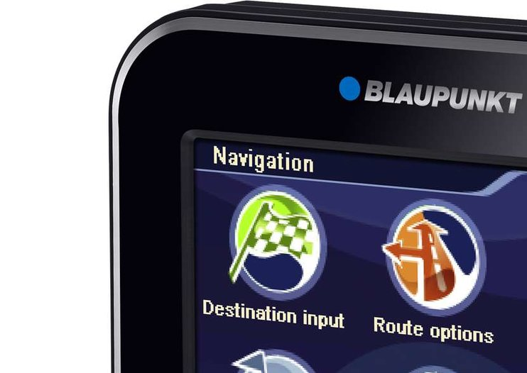 "Blaupunkt launches ""back to basics"" GPS"