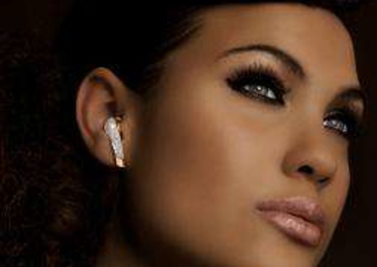 £4k iDiamond earphones launch
