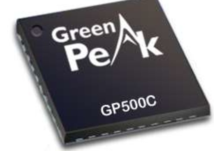 GreenPeak low power remote controls head for CES