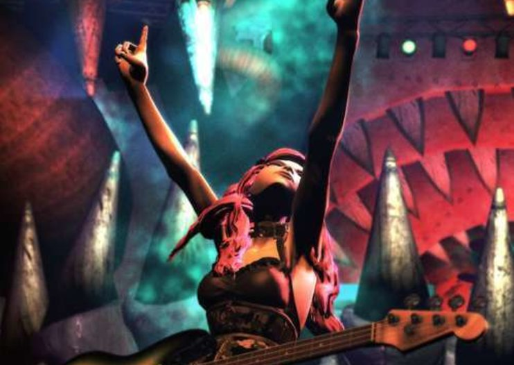 Rock Band 2 dated for UK
