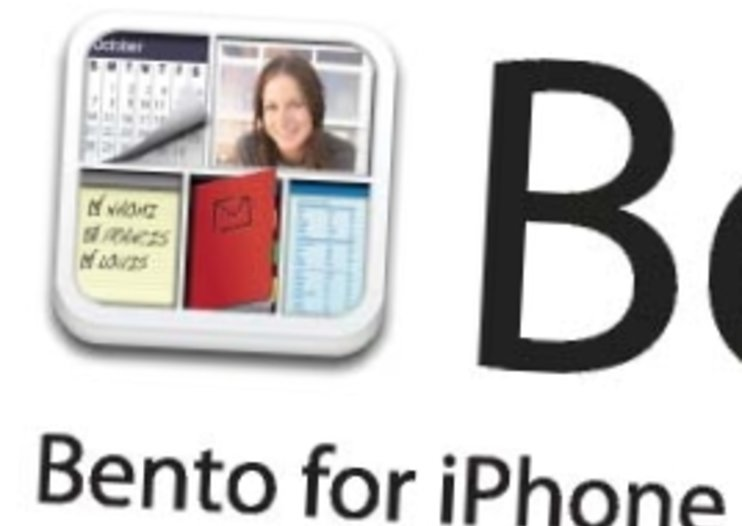 Bento for iPhone and iPod touch announced
