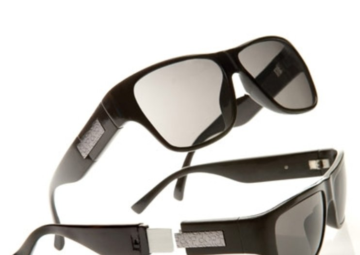 Calvin Klein USB sunglasses revealed