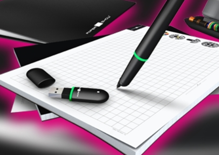 VIDEO: Oxford Papershow turns the pen into digital whiteboard marker
