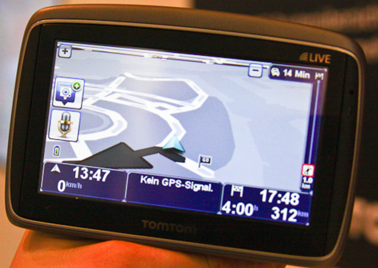 TomTom GO x50 LIVE series hits the road