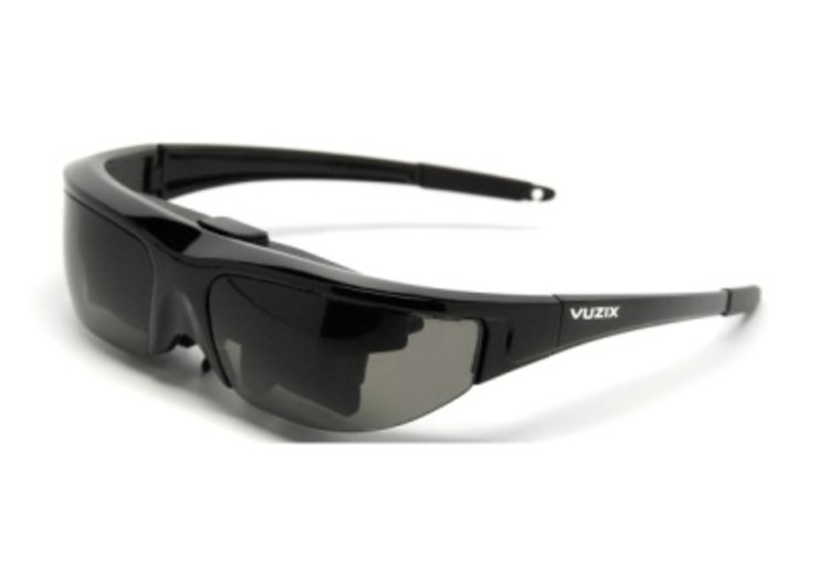 Vuzix launches Wrap 230, 280 Widescreen and 920