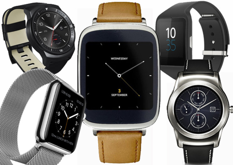 Best smartwatch 2015: The best smart wristwear available to buy today