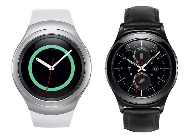 Samsung Gear S2 announced: Tizen-powered, NFC for payments, and comes in two models