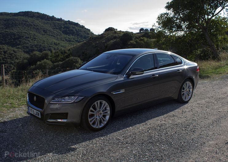 Jaguar XF (2015) first drive: The car that does everything