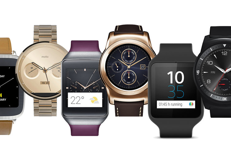 Which Android Wear smartwatch is best for you? Asus vs LG vs Motorola vs Samsung vs Sony
