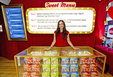 Tweet Shop opens in central London... Free snacks for Twitter posts. Twitter, London, Social networking 2
