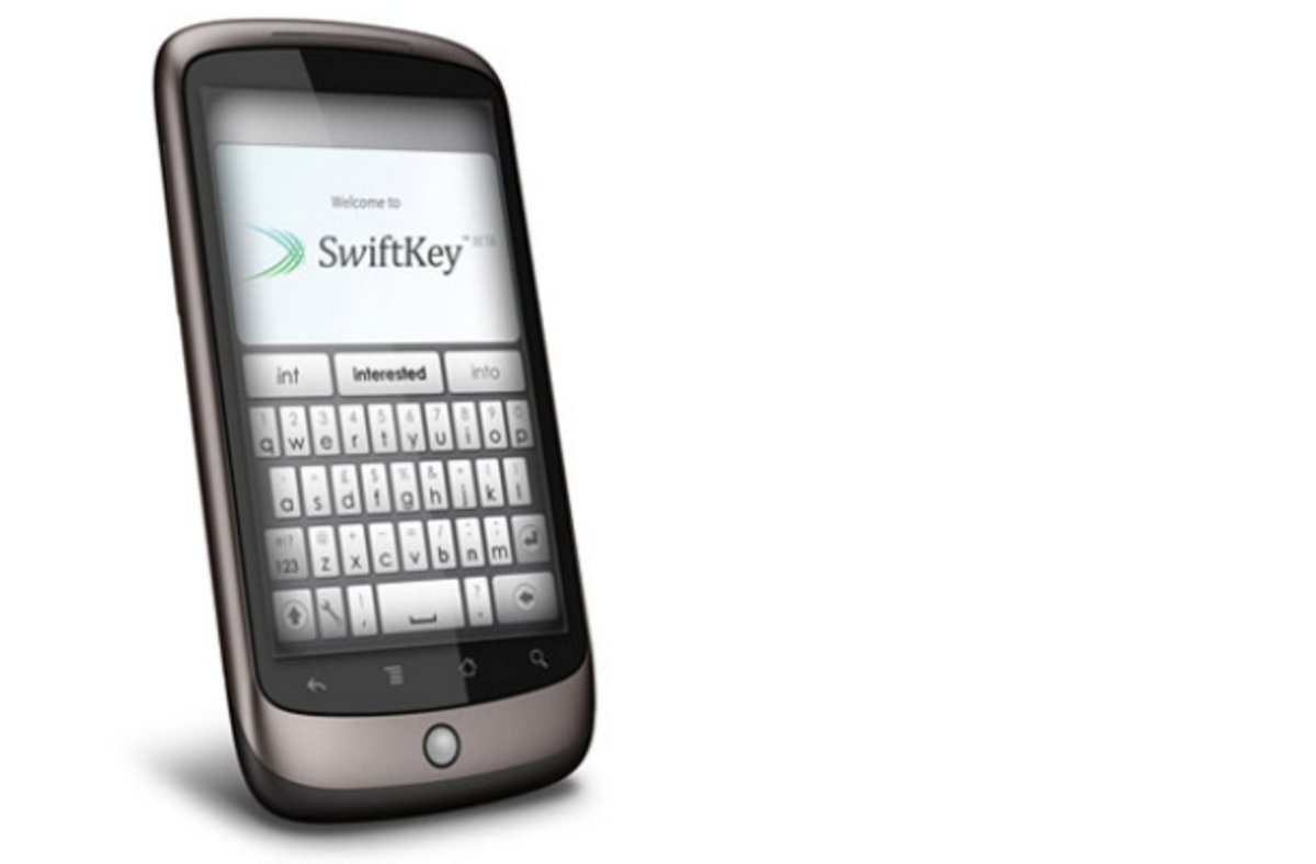 Swiftkey Android keyboard app takes the hassle out of typing -